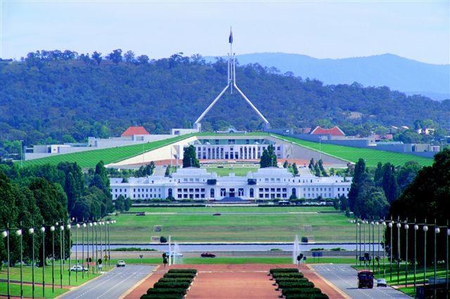 Canberra Sydney