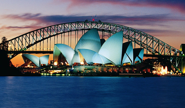 Sydney Sights Tour