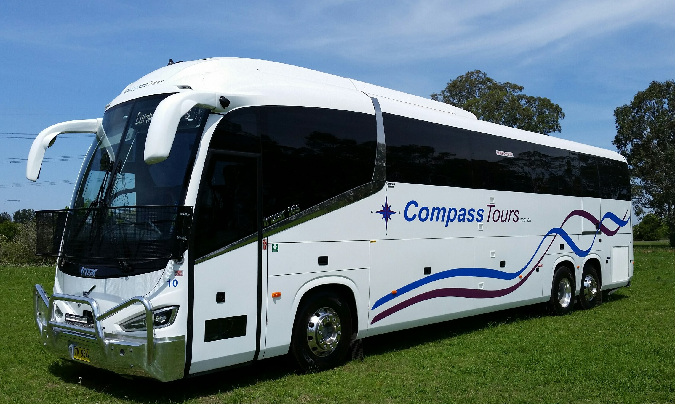 Blue Mountains Bus Company Penrith Bus Company and Compass Tours